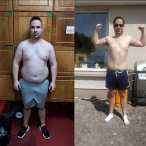 weightloss personal trainer galway